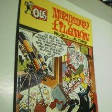 Fumetti: OLÉ MORTADELO Y FILEMÓN Nº 7 1993 VALOR Y AL TORO (BUEN ESTADO, SEMINUEVO). Lote 253034335