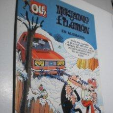 Fumetti: OLÉ MORTADELO Y FILEMÓN Nº 10 1993 EN ALEMANIA (BUEN ESTADO, SEMINUEVO). Lote 253035150