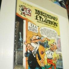 Cómics: OLÉ MORTADELO Y FILEMÓN Nº 30 1993 OBJETIVO ELIMINAR AL RANA (BUEN ESTADO, SEMINUEVO). Lote 253036395