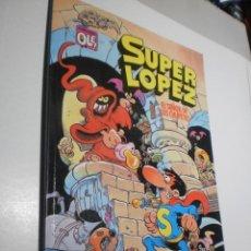 Comics : OLÉ. SUPER LÓPEZ Nº 5 1993 EL SEÑOR DE LOS CHUPETES (SEMINUEVO). Lote 253053380