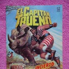 Comics : EL CAPITÁN TRUENO 99 EDICIONES B 1988 EDICIÓN HISTÓRICA COLECCIÓN SUPER AVENTURAS. Lote 253166020