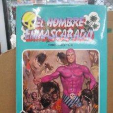 Cómics: EL HOMBRE ENMASCARADO - TOMO I (1973-1977) EDICION HISTORICA - TAPA DURA - EDICIONES B. Lote 253239770