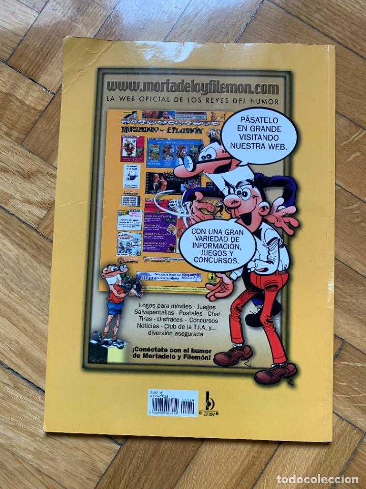 Cómics: Mortadelo y Filemón Colección Olé nº 19: Los Sobrinetes - D1 - Foto 2 - 253468675