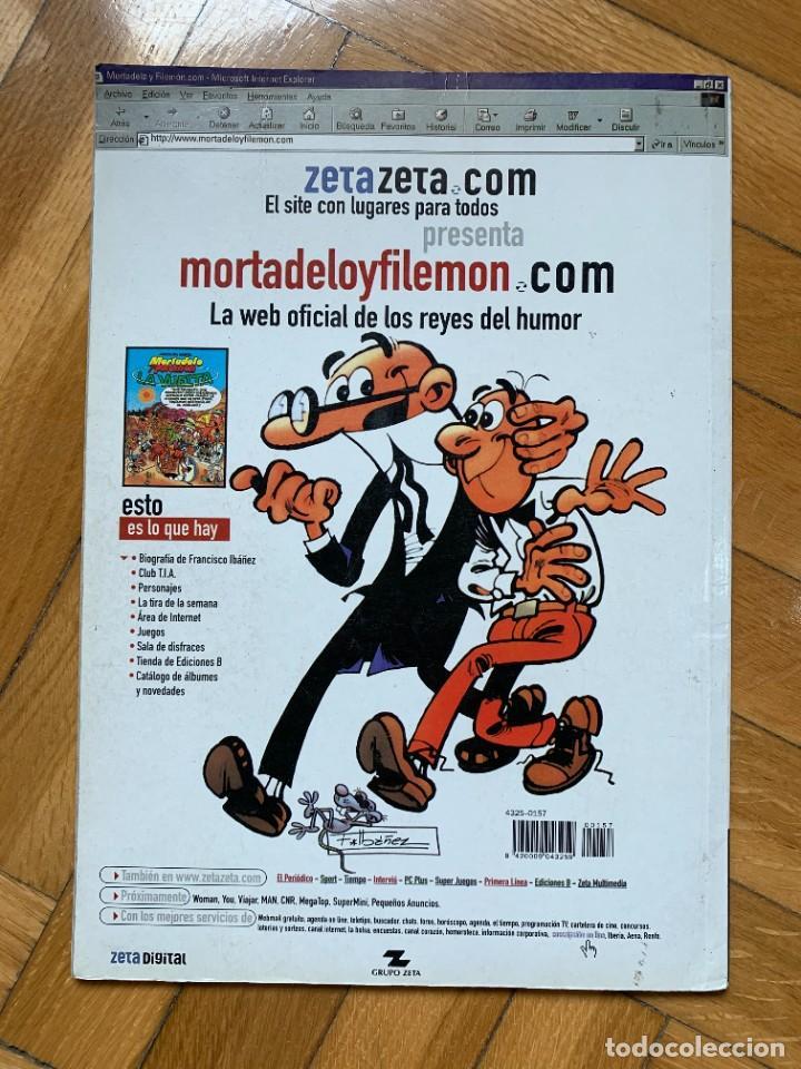Cómics: Mortadelo y Filemón Colección Olé nº 157: La Rehabilitación Esa - Foto 2 - 253469075