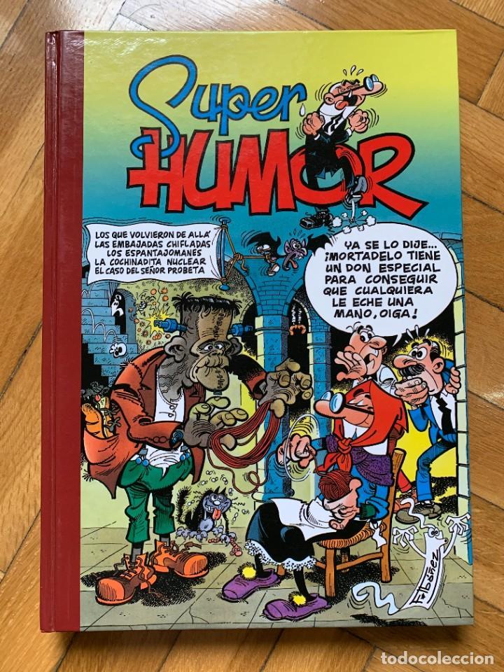 SUPER HUMOR MORTADELO Y FILEMÓN Nº 8 - NUEVO (Tebeos y Comics - Ediciones B - Humor)