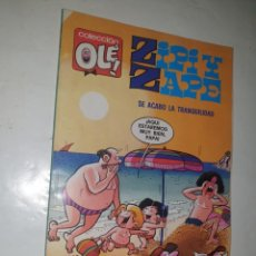 Cómics: ZIPE Y ZAPE - 1 ED. -1990 136-Z.86. Lote 253863690