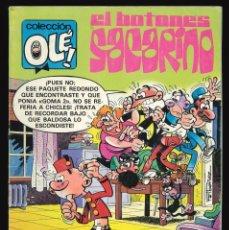 Cómics: COLECCIÓN OLÉ - EDICIONES B / NÚMERO 284 (EL BOTONES SACARINO). Lote 254353250