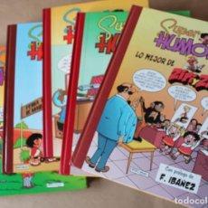Cómics: SUPER HUMOR ZIPI ZAPE 1 5 6 12 14 - ED B - MUY BUEN ESTADO - TAMBIÉN SUELTOS. Lote 254480955