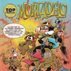 Cómics: TOP COMIC MORTADELO Nº 35 - EDICIONES B 2010. Lote 254495115