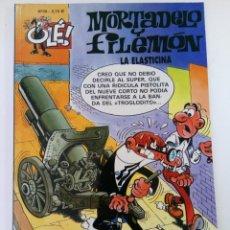 Cómics: MORTADELO Y FILEMÓN - LA ELASTICINA - OLÉ! Nº 39 - EDICIONES B. Lote 254525305