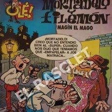 Cómics: COMIC - MORTADELO Y FILEMON - Nº 55 - MAGIN EL MAGO. Lote 254766615