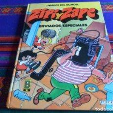 Cómics: MAGOS DEL HUMOR Nº 23 ZIPI Y ZAPE ENVIADOS ESPECIALES. EDICIONES B 1989. BUEN ESTADO Y DIFÍCIL.. Lote 254861135