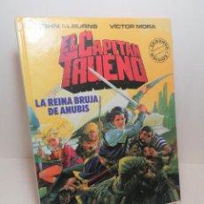 Cómics: COMIC EL CAPITÁN TRUENO LA REINA BRUJA DE ANUBIS EDICIONES B. Lote 254979130