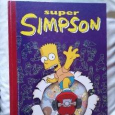 Cómics: SUPER SIMPSON * TOMO 8 * MATT GROENING * EDICIONES B * 1º EDICION 2003 * BUEN ESTADO. Lote 255522675