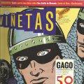 Lote 255962370: VIÑETAS Nº 3 Especial Gago 50 años El Guerrero del Antifaz EDICIONES GLÉNAT
