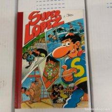 Cómics: SUPER LOPEZ TOMO 4 -1ª EDICIÓN NOVIEMBRE 1991 EDICIONES B. Lote 257680650