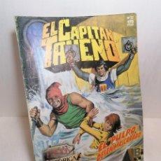 Cómics: COMIC EL CAPITÁN TRUENO: EL PULPO DESENMASCARADO N32 EDIT. EDICIONES B. Lote 257695685