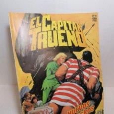 Cómics: COMIC EL CAPITÁN TRUENO: NUEVOS PELIGROS N40 EDIT. EDICIONES B. Lote 257696595