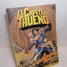Cómics: COMIC EL CAPITAN TRUENO: EL JURAMENTADO ATACA N41 EDIT. EDICIONES B. Lote 257696950