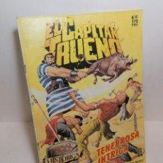 Cómics: COMIC EL CAPITÁN TRUENO: TENEBROSA INTRIGA N27 EDIT. EDICIONES B. Lote 257697580