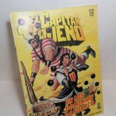 Cómics: COMIC EL CAPITÁN TRUENO: EN LOS DOMINIOS DE HUAXCO N48 EDIT. EDICIONES B. Lote 257697970