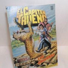 Cómics: COMIC EL CAPITÁN TRUENO: LAS AMAZONAS N50 EDIT. EDICIONES B. Lote 257698270