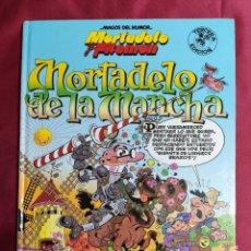 Fumetti: MAGOS DEL HUMOR. Nº 103. MORTADELO Y FILEMON. MORTADELO DE LA MANCHA. EDICIONES B. Lote 257908285