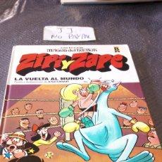 Cómics: MAGOS DEL HUMOR ZIPI Y ZAPE 13 LA VUELTA AL MUNDO ESCOBAR. Lote 257965815