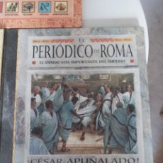 Cómics: EL PERIODICO DE ROMA.VARIOS AUTORES. Lote 258026525