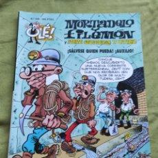 Comics : MORTADELO Y FILEMÓN Y PEPE GOTERA Y OTILIO. ¡SÁLVESE QUIEN PUEDA! ¡AUXILIO!. N.109. Lote 258172710