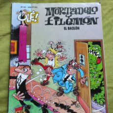 Comics : MORTADELO Y FILEMÓN. EL BACILÓN. N.83. Lote 258174960