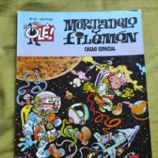 Comics : MORTADELO Y FILEMÓN. CACAO ESPACIAL. N.84. Lote 258175365