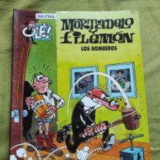 Comics : MORTADELO Y FILEMÓN. LOS BOMBEROS. N.53. Lote 258178005