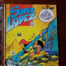 Comics : SUPER LOPEZ(2 EJEMPLARES). Lote 258178340