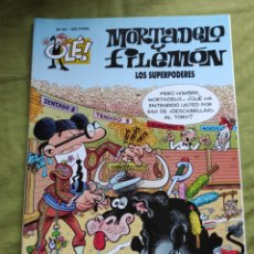 Comics : MORTADELO Y FILEMÓN. LOS SUPERPODERES. N.93. Lote 258185105