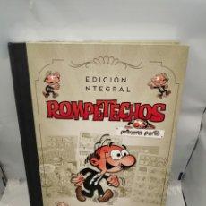 Fumetti: ROMPETECHOS. EDICIÓN INTEGRAL: PRIMERA PARTE (PRIMERA EDICIÓN, TAPA DURA). Lote 258841510