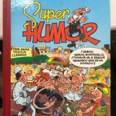 Cómics: SUPER HUMOR MORTADELO 33 SIGLO XX LA SIRENITA 13 RUE PERCEBE LA VUELTA SIDNEY 2000. Lote 260043645