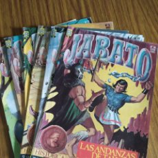 Cómics: EL JABATO, EDICIÓN HISTÓRICA, LOTE DE 6. SUELTOS A 1,95 €.. Lote 161776332