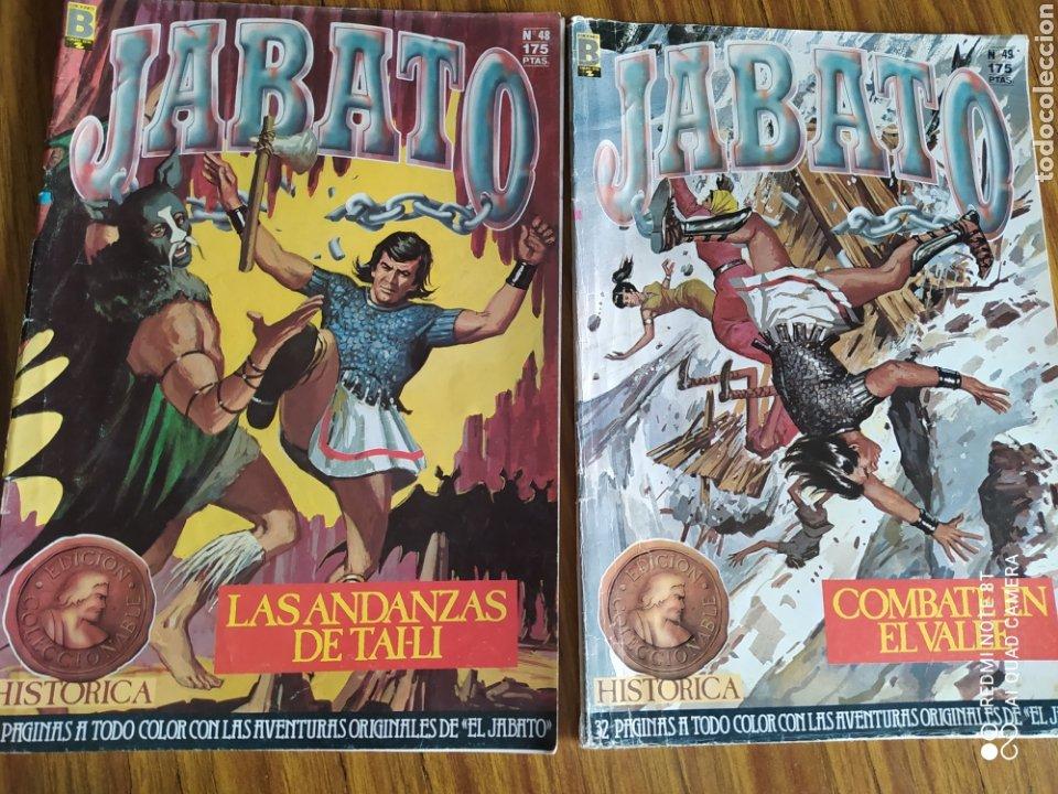 Cómics: El Jabato, Edición Histórica, lote de 6. Sueltos a 1,95 €. - Foto 2 - 161776332