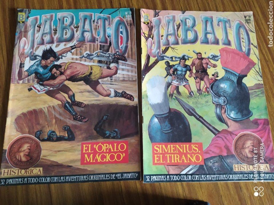 Cómics: El Jabato, Edición Histórica, lote de 6. Sueltos a 1,95 €. - Foto 4 - 161776332