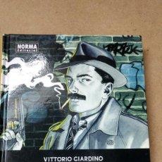 Comics: SAM PEZZO. UN DETECTIVE, UNA CIUDAD - VITTORIO GIARDINO - INTEGRAL -TAPA DURA. Lote 260606375