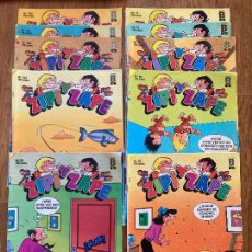 Comics: ¡¡LIQUIDACION!! - LOTE 10 ZIPI Y ZAPE - ENTRE EL 62 Y EL 128 - EDICIONES B. Lote 260800745