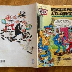 Comics : ¡¡LIQUIDACION TEBEO 1 EURO!! PEDIDO MINIMO 5 EUROS - OLÉ! MORTADELO Y FILEMON Nº 113 - EDICIONES B. Lote 260806840