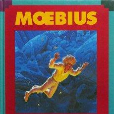 Cómics: MOEBIUS. LA CIUDADELA CIEGA. EDICIONES B 1994. Lote 261322210