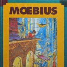 Fumetti: MOEBIUS. THE LONG TOMORROW. EDICIONES B 1994. Lote 261322415
