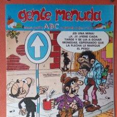 Cómics: GENTE MENUDA. SEMANARIO JUVENIL DE ABC. OCTUBRE 1995. N.º310. EDICIONES B, S.A.. Lote 261570085