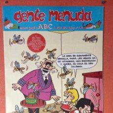 Cómics: GENTE MENUDA. SEMANARIO JUVENIL DE ABC. OCTUBRE 1995. N.º308. EDICIONES B, S.A.. Lote 261570220