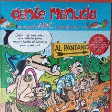 Cómics: GENTE MENUDA. SEMANARIO JUVENIL DE ABC. JULIO 1995. N.º296. EDICIONES B, S.A.. Lote 261570925