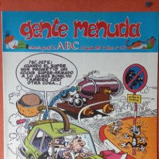 Cómics: GENTE MENUDA. SEMANARIO JUVENIL DE ABC. JUNIO 1995. N.º293. EDICIONES B, S.A.. Lote 261571050