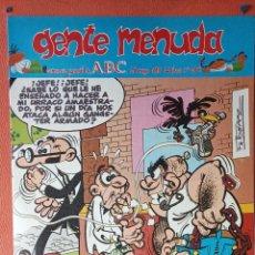 Cómics: GENTE MENUDA. SEMANARIO JUVENIL DE ABC. MAYO 1995. N.º289. EDICIONES B, S.A.. Lote 261672930